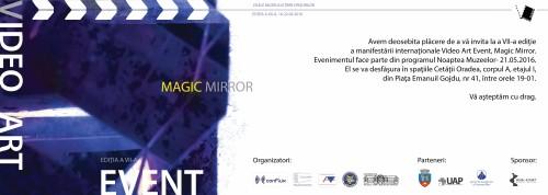 invitatie magic mirror